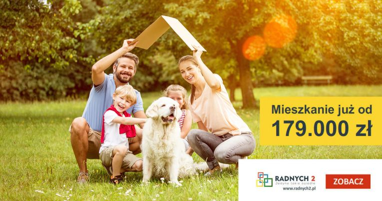 Mieszkanie już od 179.000 zł