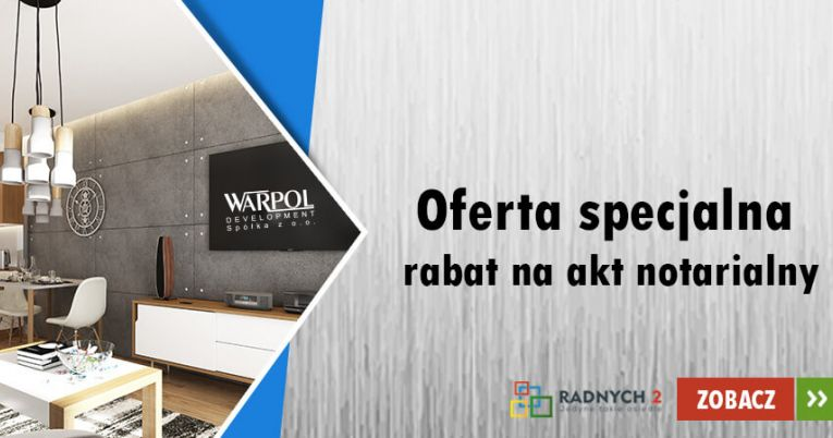 Oferta specjalna - Rabat na akt notarialny!