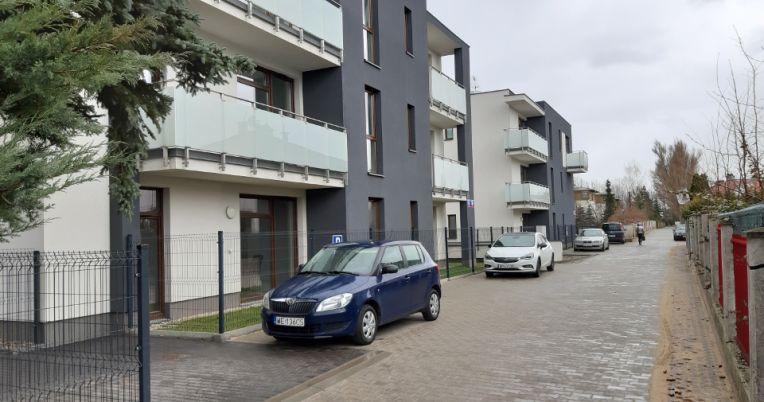 Remont ulicy Radnych